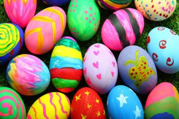 Easter at Rilets resort and spa